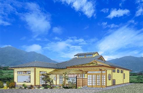 児島医院 長野県 整形外科 リハビリテーション科 院内風景 和風の建物・待合室 写真2