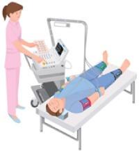 児島医院 長野市 整形外科 リハビリテーション科 骨粗しょう症の治療 インフルエンザ予防接種 肩こり 首の痛み 腰痛 動脈硬化イラスト2
