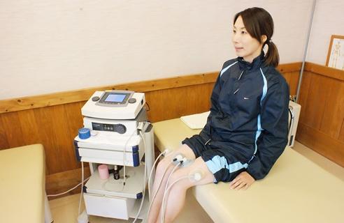児島医院 長野市 整形外科 リハビリテーション科 インフルエンザ予防接種 肩こり 首の痛み 腰痛 院内風景